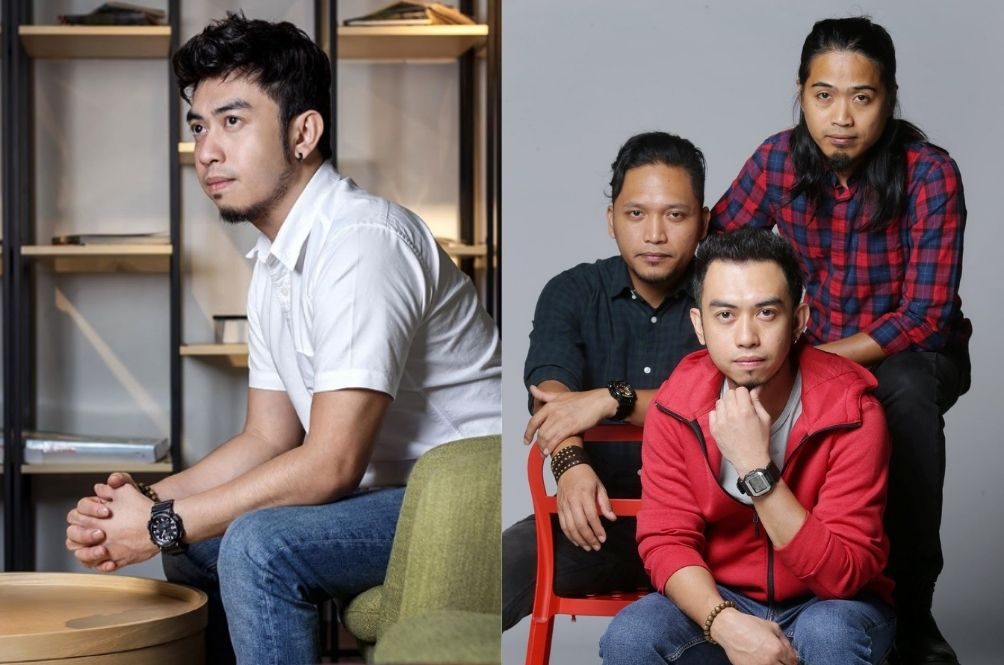 From Rockstar To MP: Estranged Frontman Wants To Be The Next Sabahan Wakil Rakyat