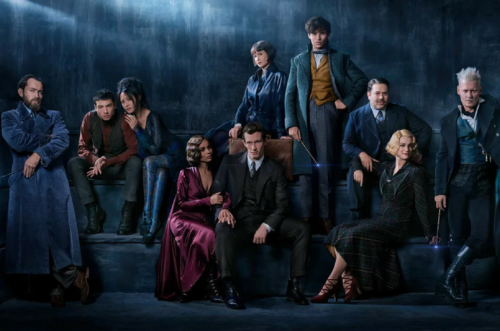 Here's A First Look At The New 'Fantastic Beasts 2' Teaser And Its Release Date