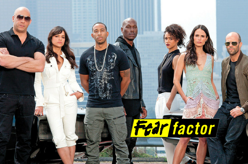 Guess Which 'Fast And Furious' Star Will Host The Reboot Of 'Fear Factor'