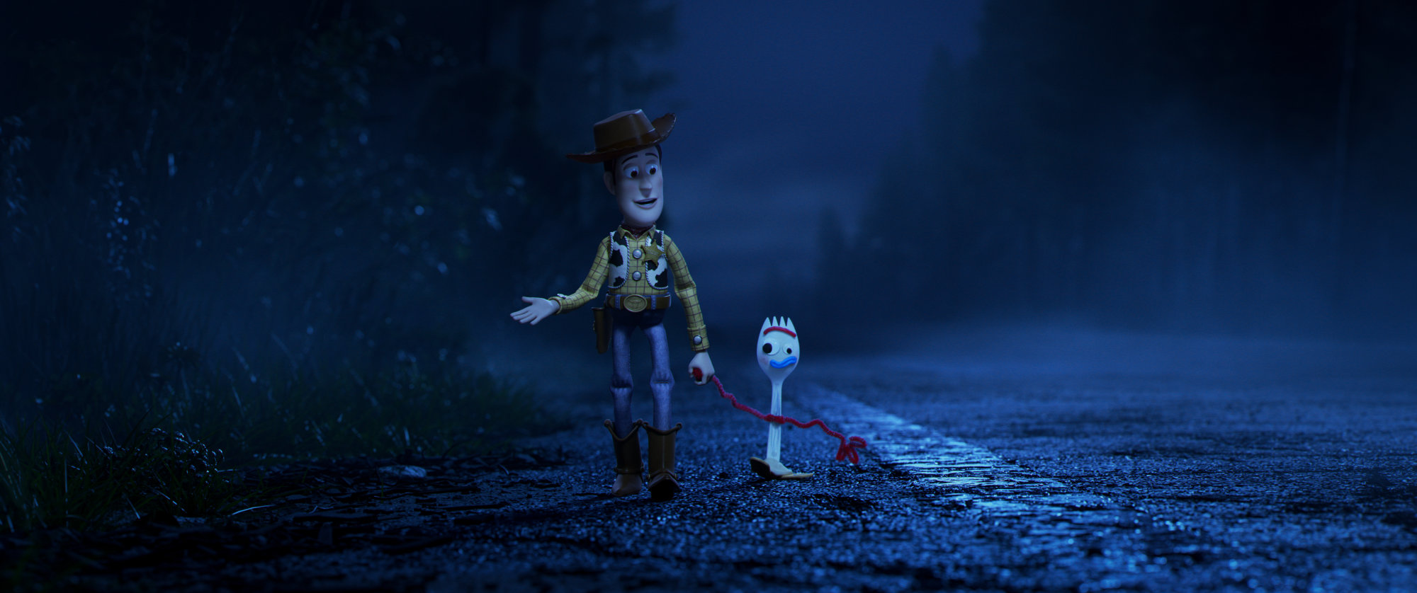 Forky may have shared a little too much about what Woody told him to Gabby Gabby...