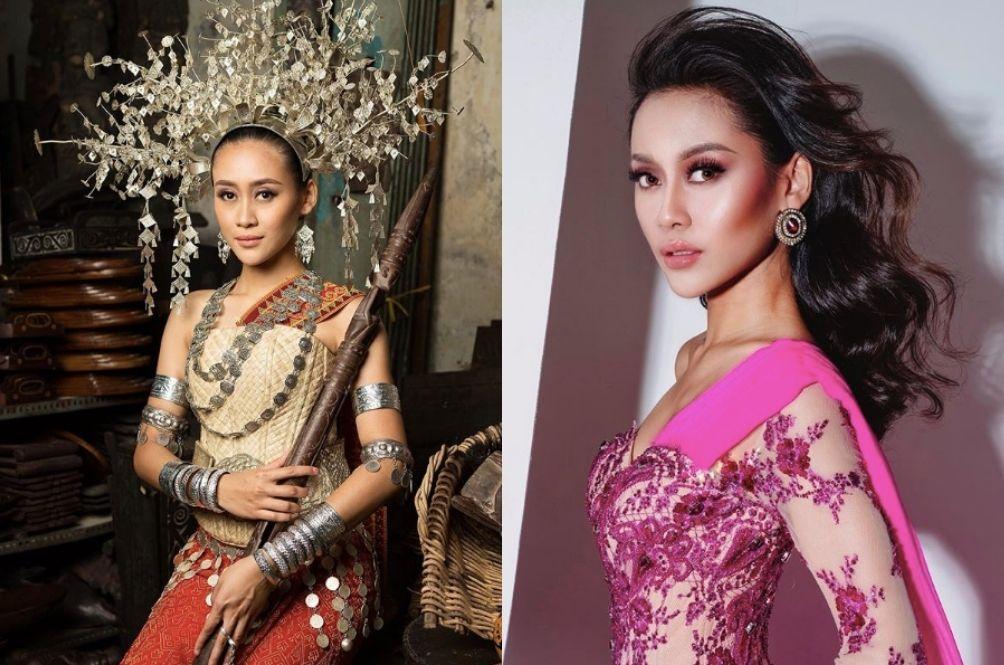 Meet Your 2020 Miss Universe Malaysia, Sarawakian Beauty Francisca Luhong James
