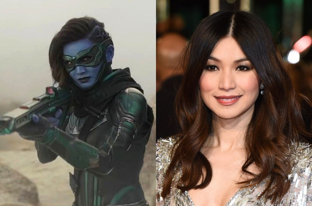 After Starring In 'Captain Marvel', Gemma Chan Is In Talks To Join 'The Eternals'