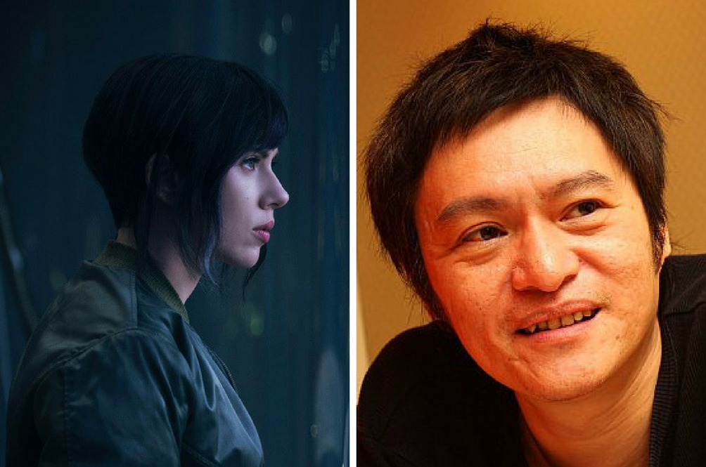 Malaysian Actor Pete Teo Will Star Alongside Scarlett Johansson in 'Ghost in the Shell'