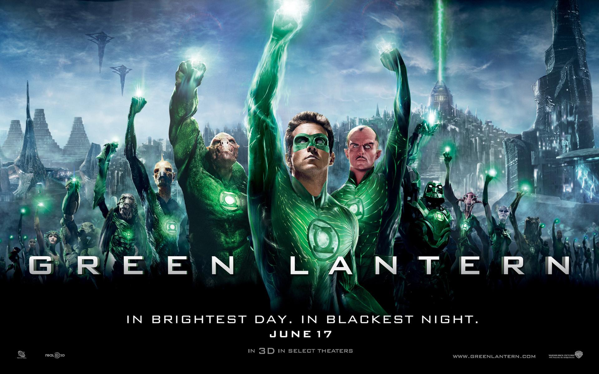 Before Deadpool, Ryan Reynolds was the Green Lantern.