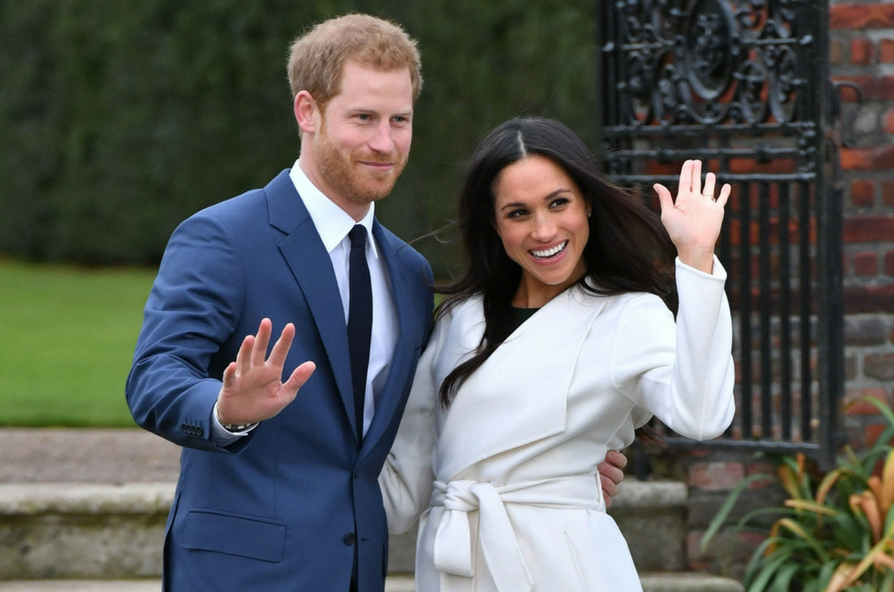 Prince Harry And Meghan Markle Aren't Even Married Yet And They're Already Getting A TV Movie