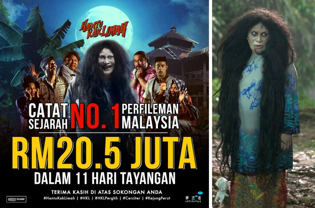 42 Wallpaper Hantu Kak Limah HD Terbaru