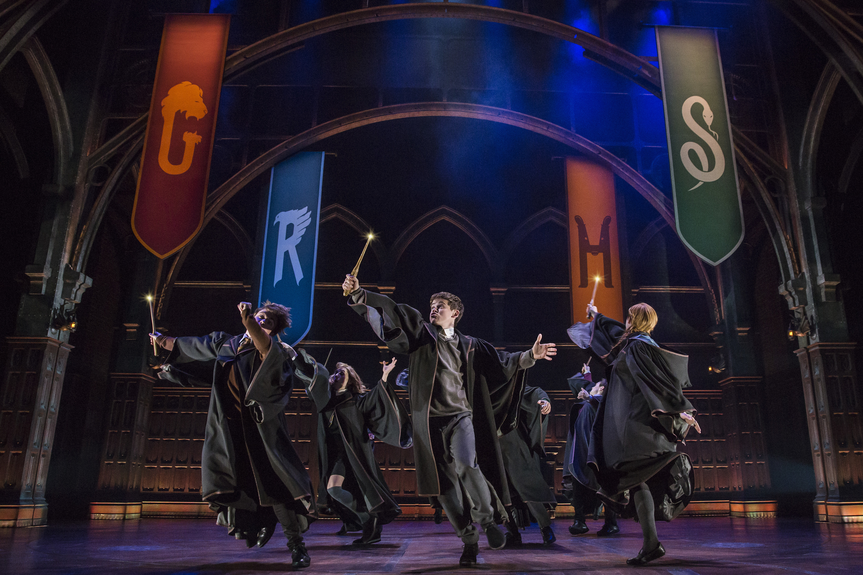 Part of the play of 'Harry Potter and The Cursed Child'.