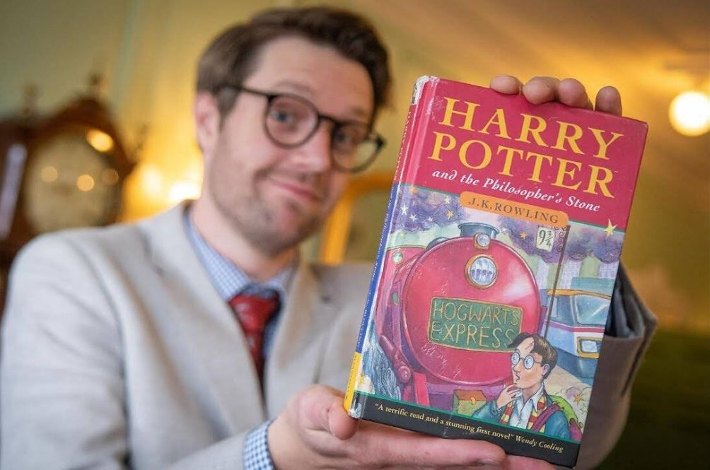 Ka-Ching: If You Own This 'Harry Potter' Book, It's Now Worth Over RM176,000!