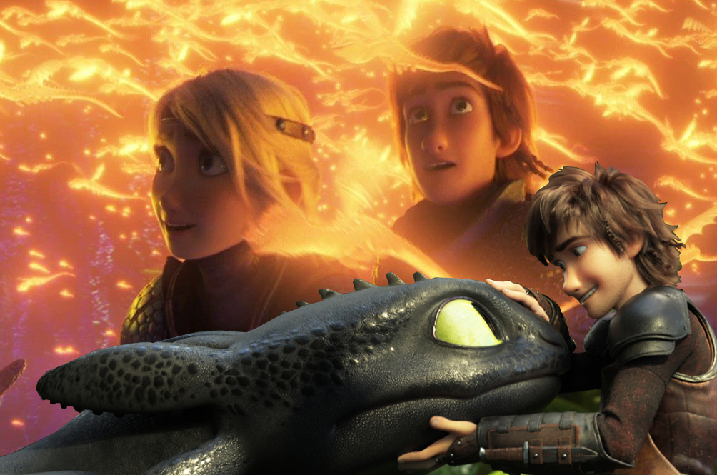Five Fiery Reasons Why You Should Watch 'HOW TO TRAIN YOUR DRAGON 3'