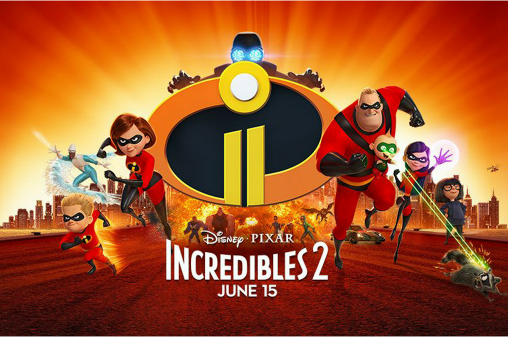 6 Reasons Why 'The Incredibles 2' Is Worth Your 14-Year Childhood Wait