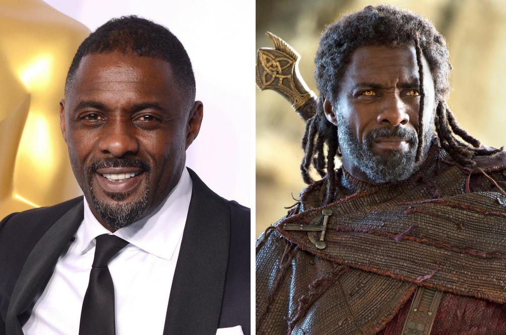 Idris Elba A.K.A Heimdall Was Spotted In Kuala Lumpur