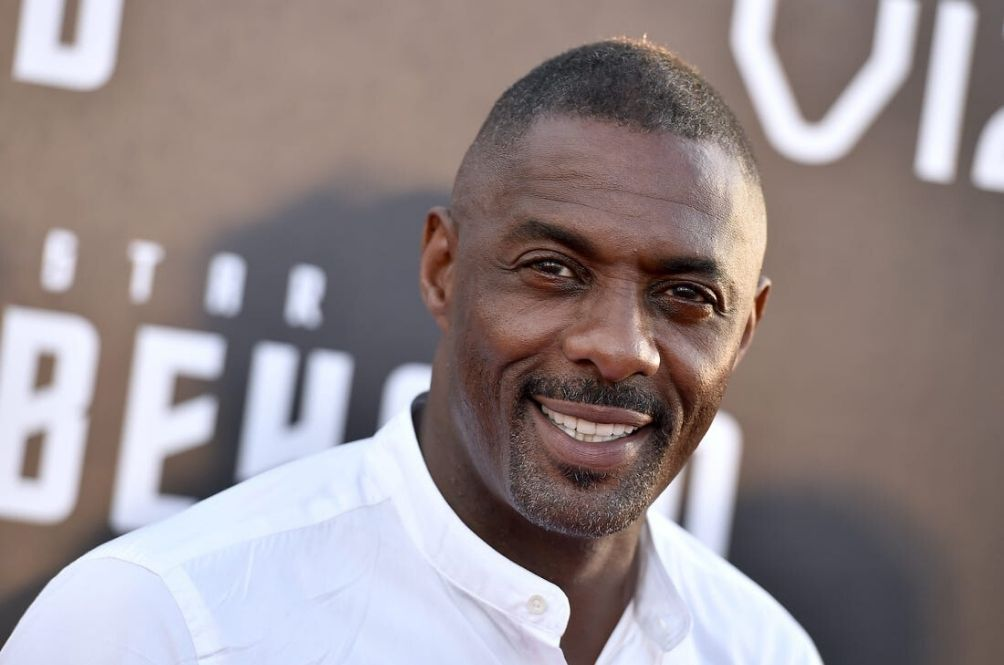 Idris Elba Tests Positive For COVID-19 Despite Not Showing Any Symptoms