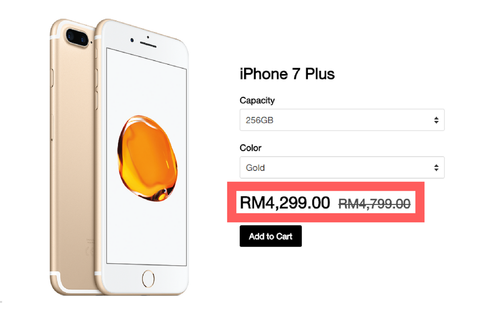 Machines Malaysia Gives Out RM500 Discount For All iPhone 7 Models, Malaysians Go Mad