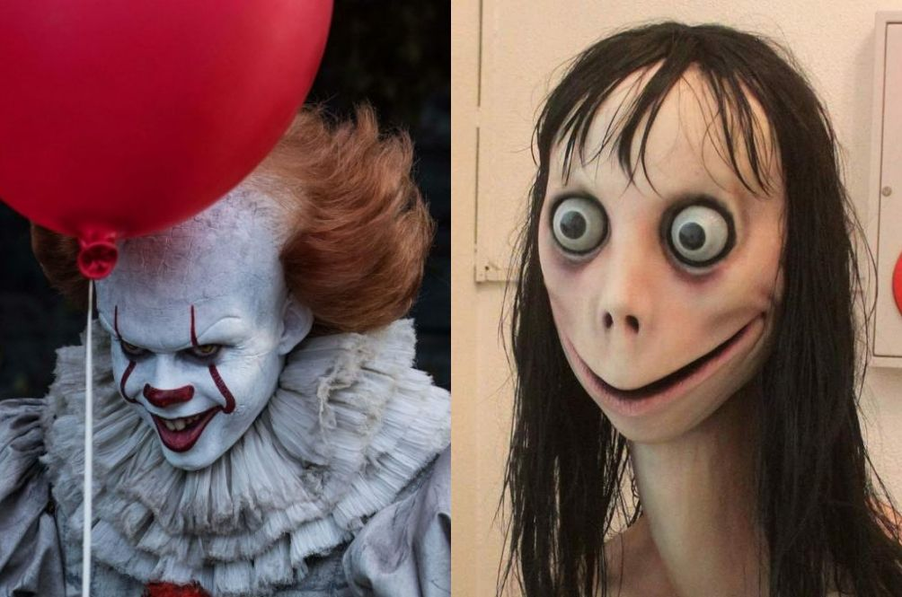 'IT' Movie Producer Is Making A New Horror Film Based On 'Momo Challenge' Sculpture