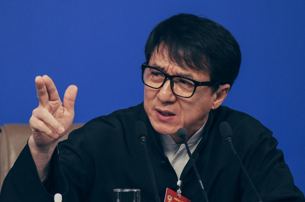 Jackie Chan Is Offering 1 MILLION Yuan To Anyone Who Finds The Coronavirus Cure