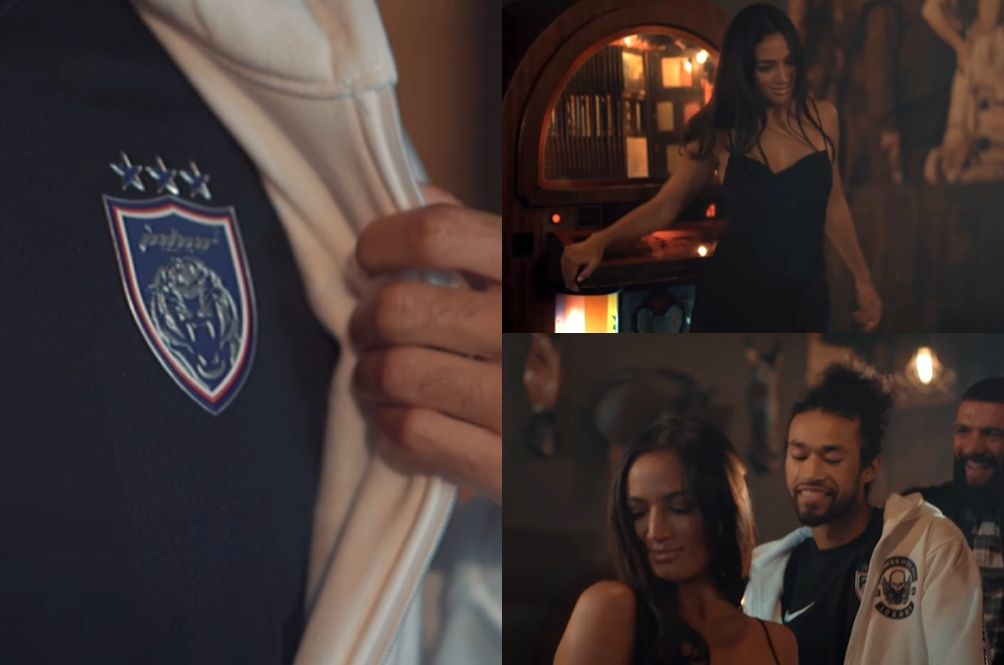 Malaysian Netizens Slam JDT's Cringey 2020 Season Jersey Reveal Video