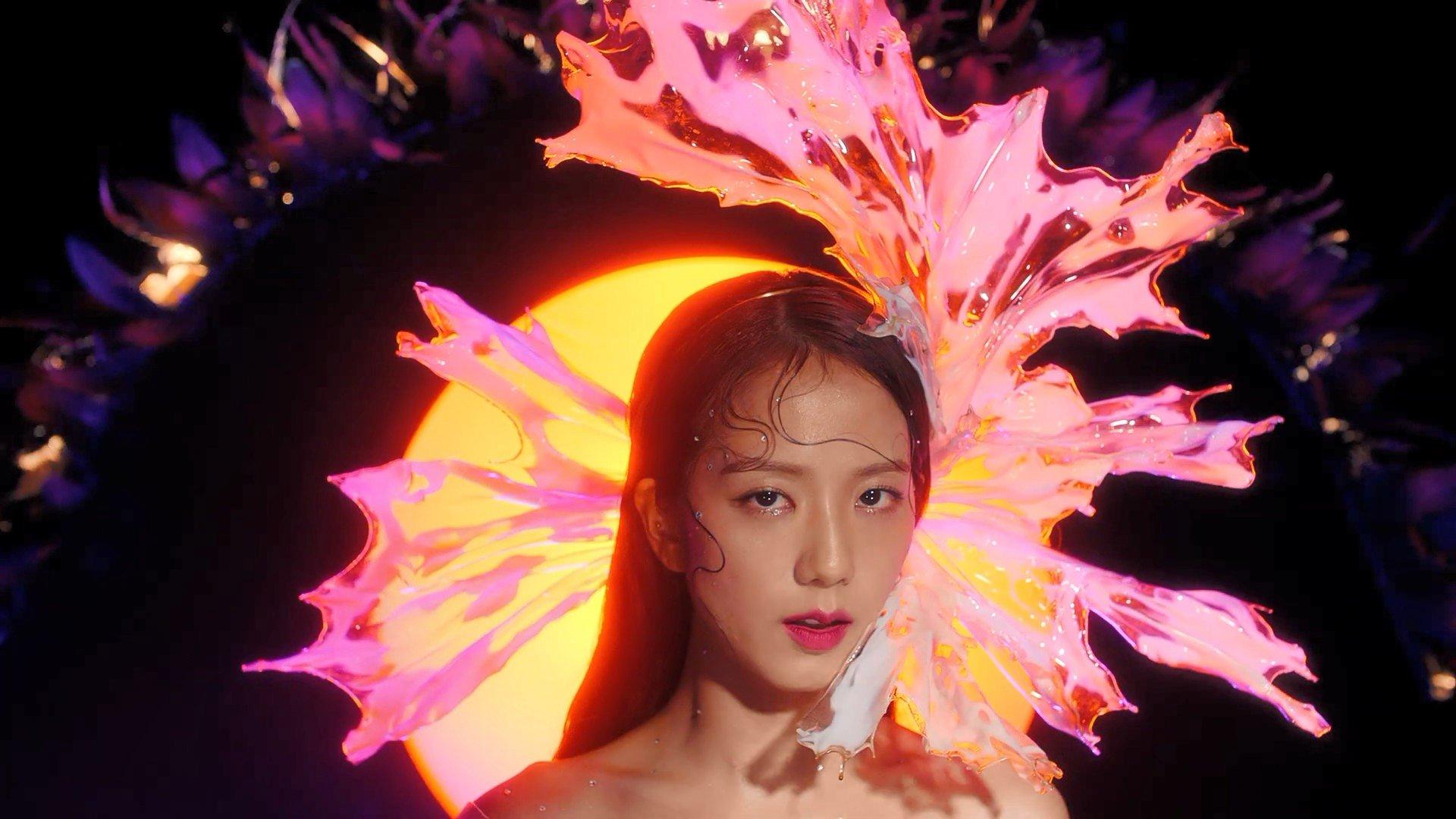 Jisoo in 'How You Like That'.