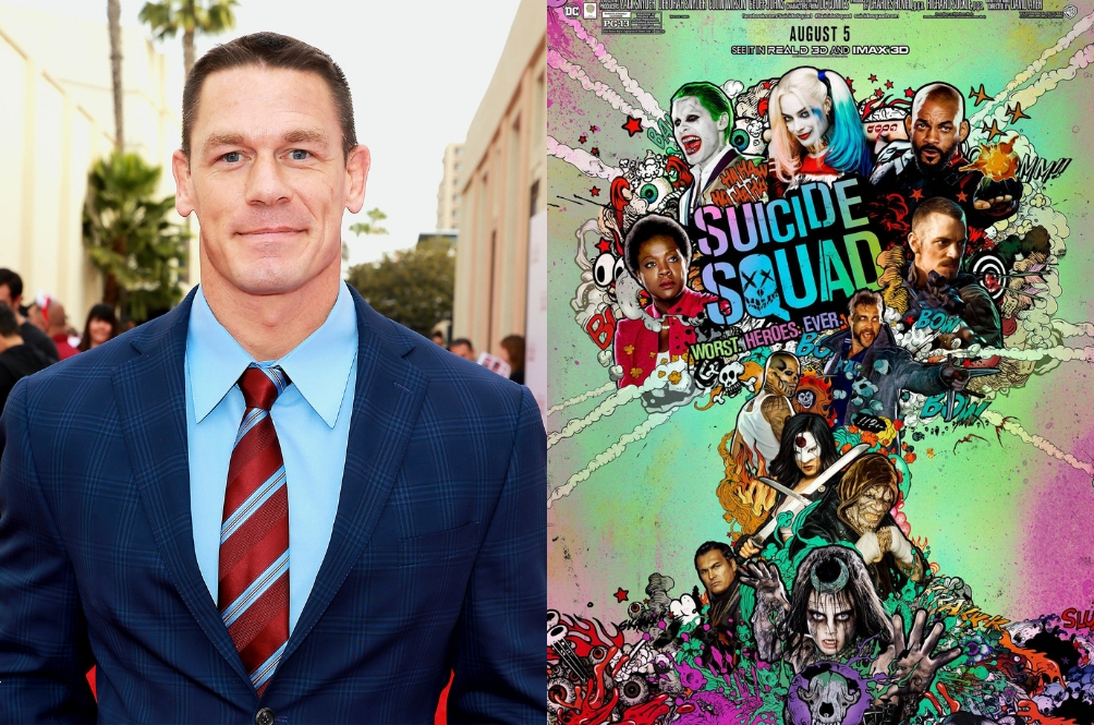 John Cena Is Reportedly Joining The Cast Of 'Suicide Squad 2'