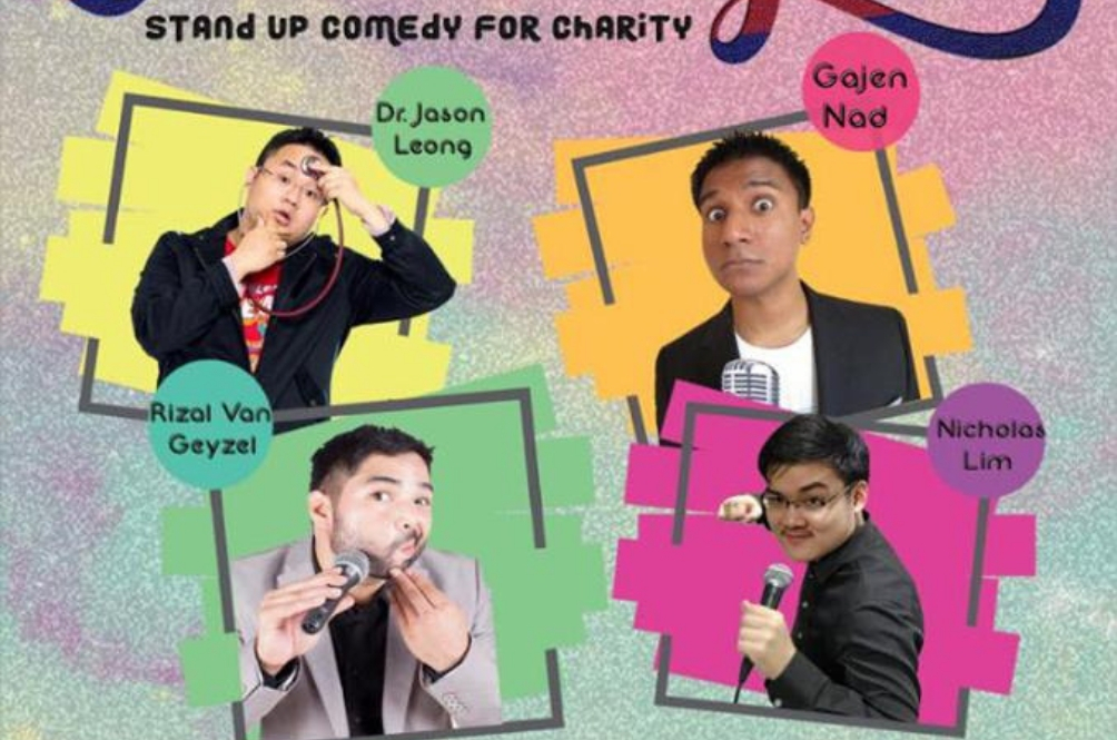 If You're Looking For A Good Laugh, Catch 'Jokes On You' Happening This December