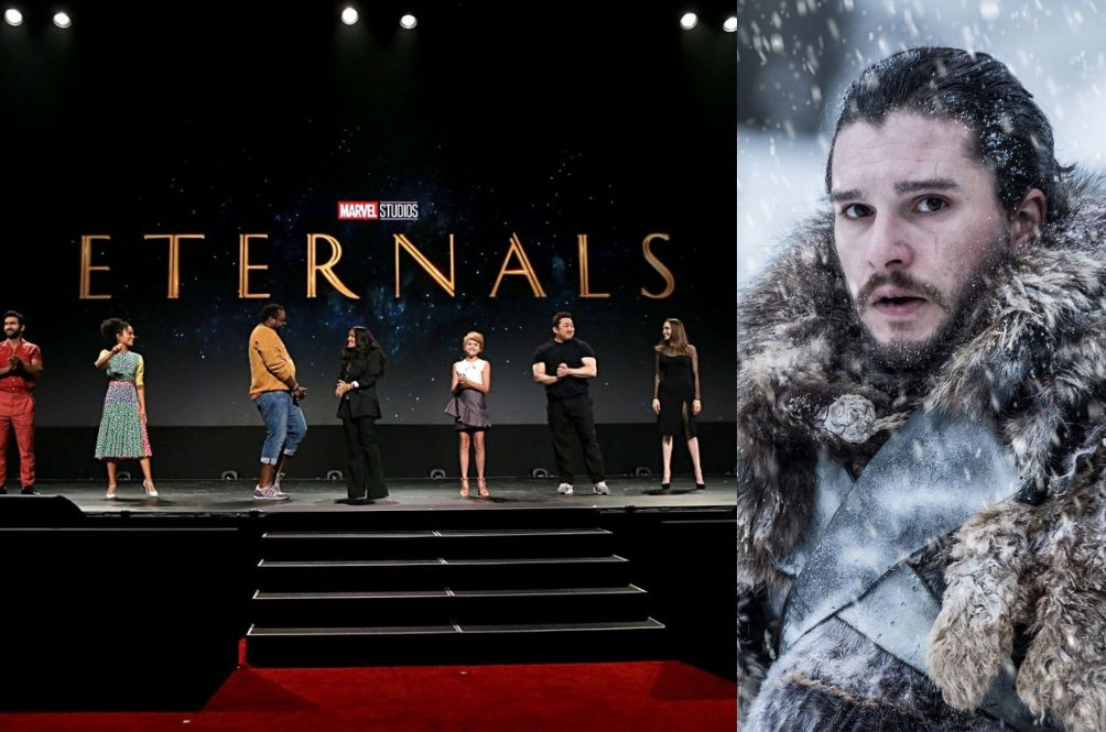Confirmed: 'Game Of Thrones' Actor Kit Harrington To Star In Marvel's 'The Eternals'