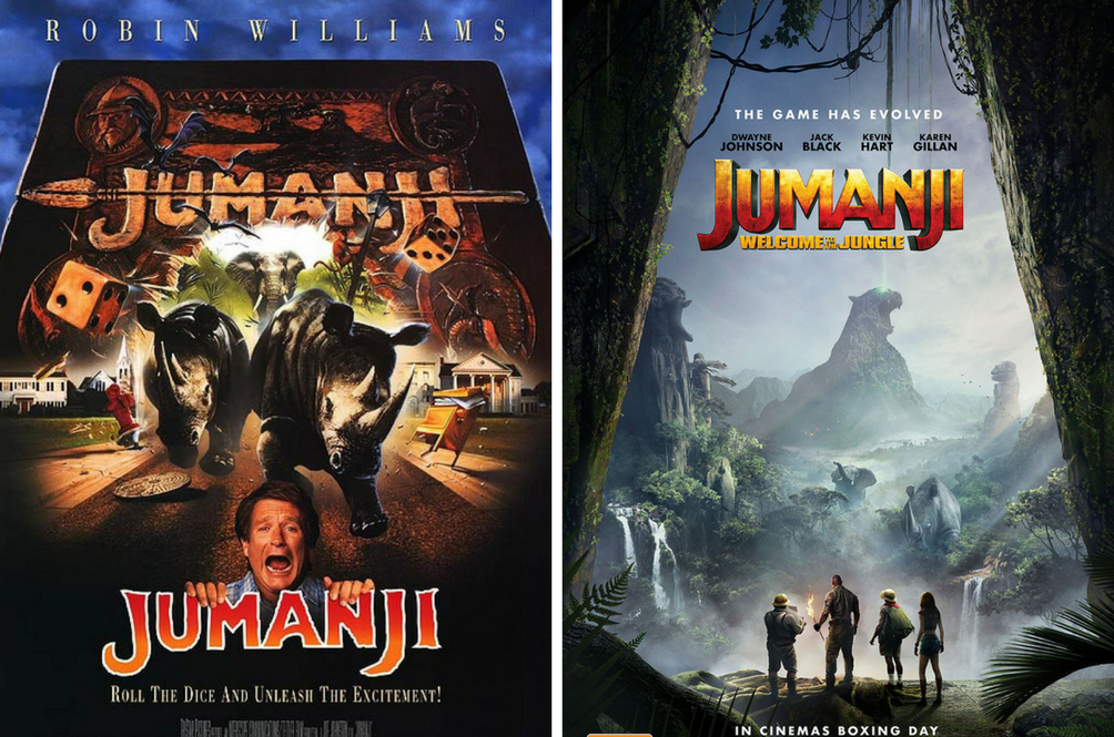 Jumanji 3: Are you ready to play it for real?