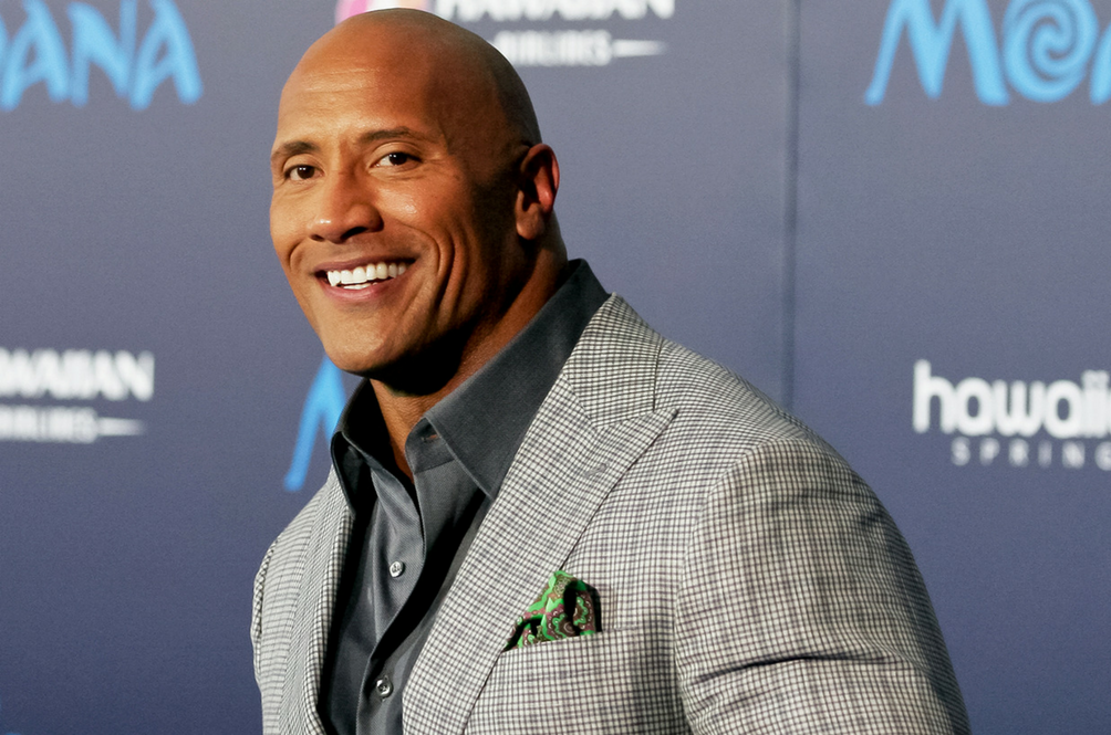 The Rock Is Set To Star In A Movie Based On A Disney Theme Park Ride. Um, What?