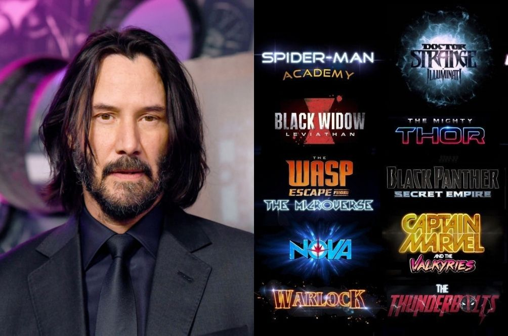 Marvel Really, Really Wants To Cast Keanu Reeves As The Next MCU Superhero