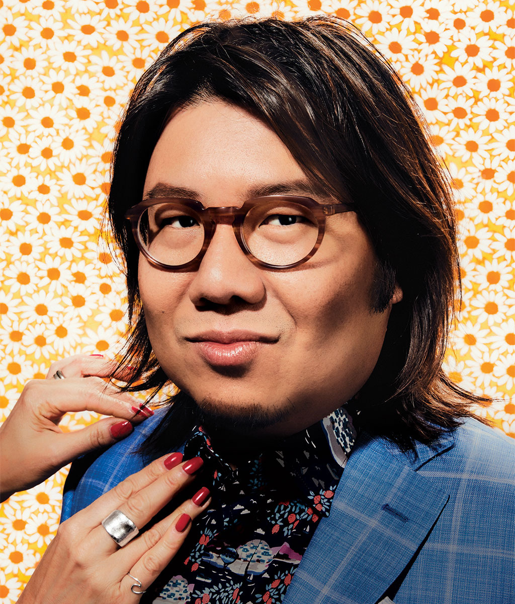 Kevin Kwan is probably crazy rich too by now.