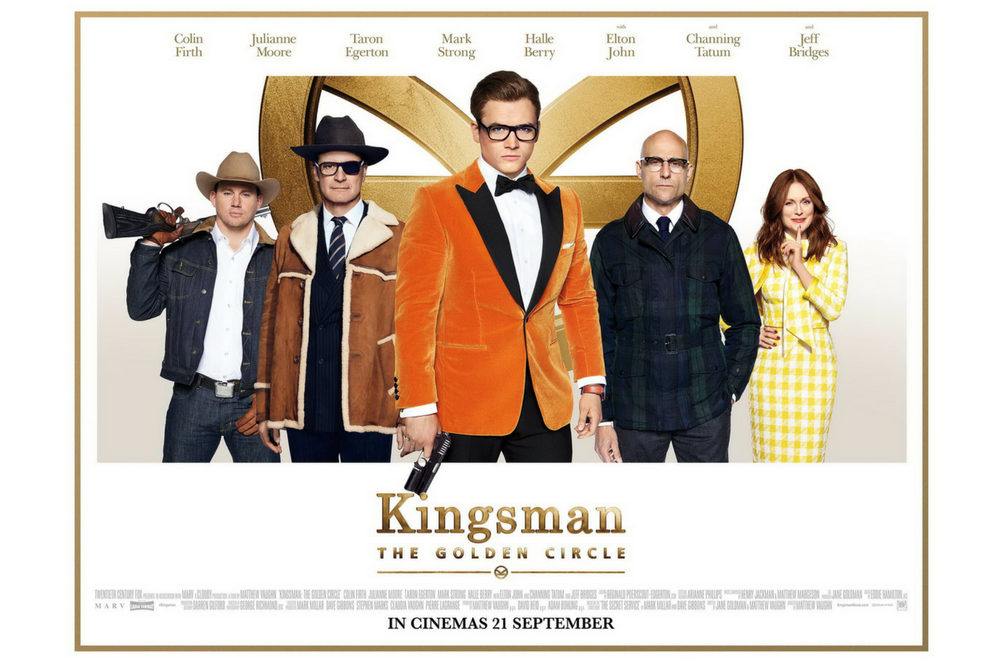 [CONTEST] Here's Your Chance To Win In-Season Screening Passes To 'Kingsman: The Golden Circle'