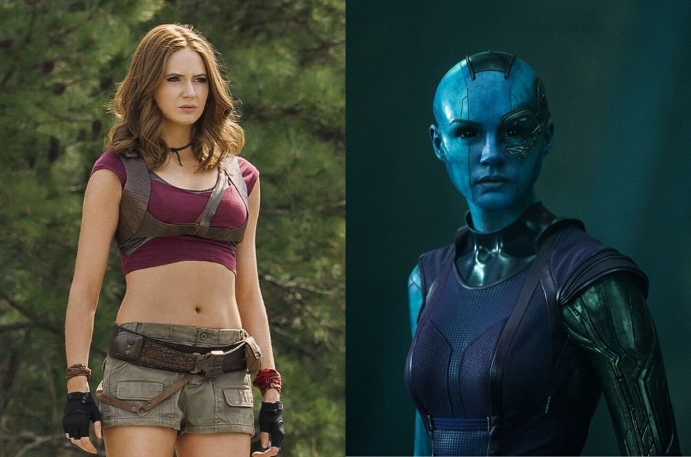 Disney Considering 'Avengers' Star Karen Gillan For 'Pirates Of The Caribbean' Reboot