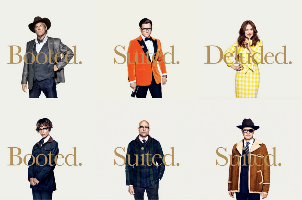5 Reasons Why You Should Watch 'Kingsman: The Golden Circle'