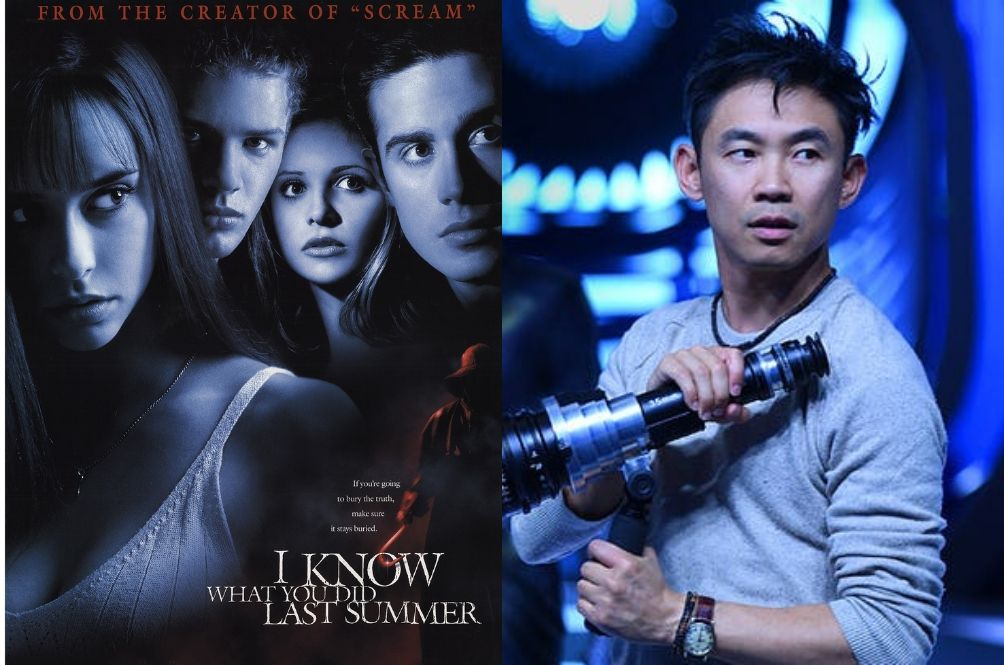 James Wan producing I Know What You Did Last Summer TV Series