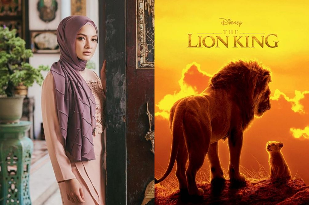 Neelofa Apologises For Uploading Snippets Of 'The Lion King' On Her Insta Stories