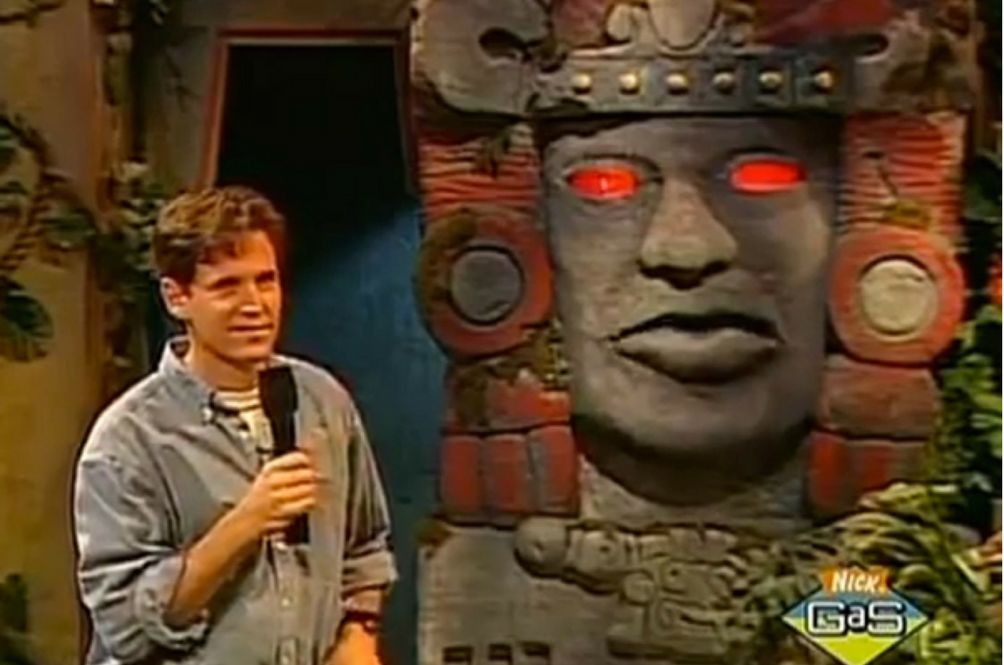 "The New ""Legends of The Hidden Temple"" Trailer will Take You Back Straight to the 90s"