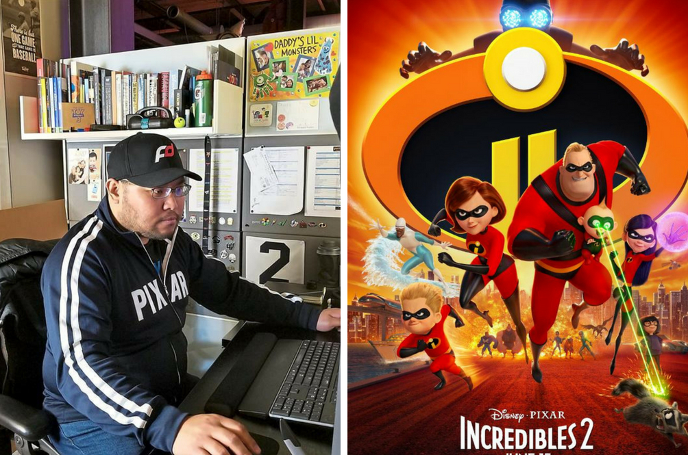 Did You Know That A Malaysian Worked On The Upcoming 'Incredibles 2'?