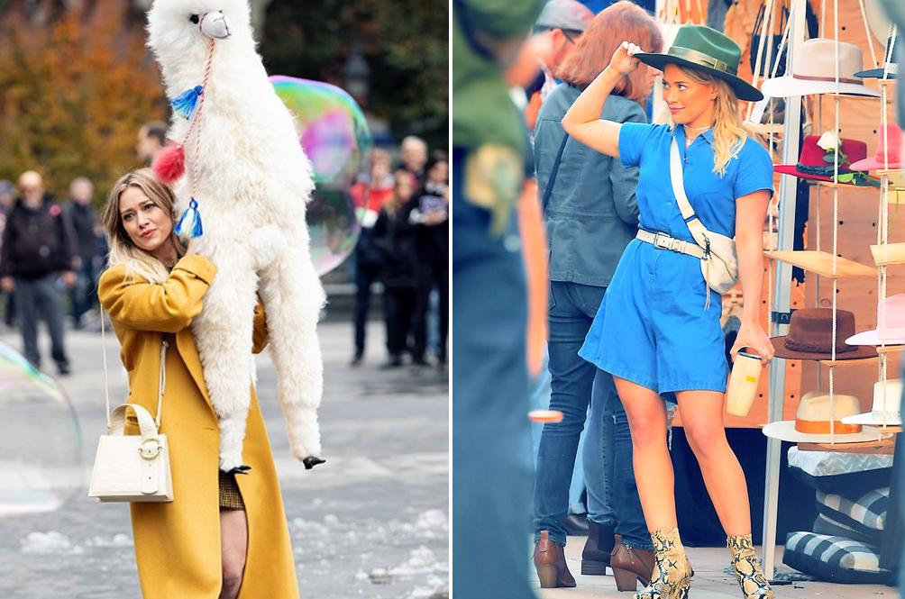 Disney Kids, Here's A Behind-The-Scenes Peek At The New 'Lizzie McGuire' Reboot