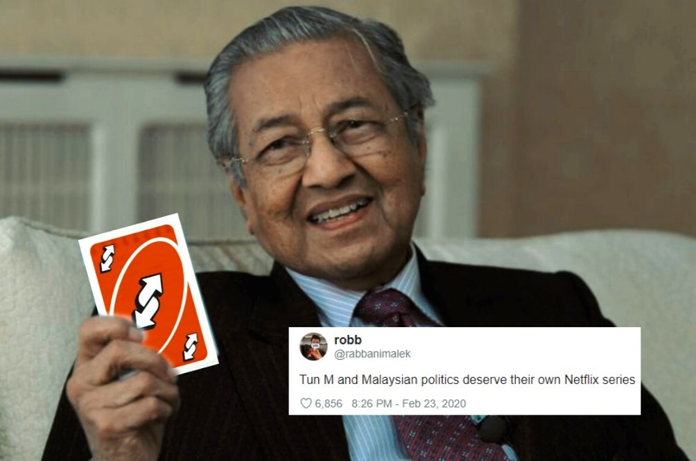 Here's How Malaysians Reacted To The Current Political Drama In Our Country