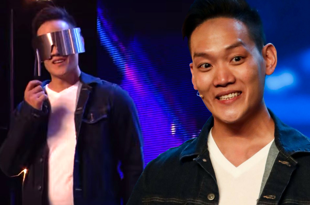 This Malaysian Guy Got Four Yeses On 'Britain's Got Talent' With His Insane Magic Stunt
