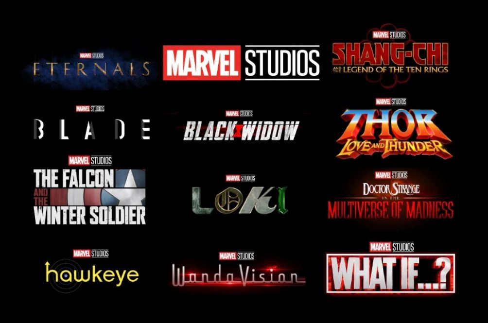It's Official: Here's The COMPLETE List Of Marvel's Phase Four Movies And TV Series