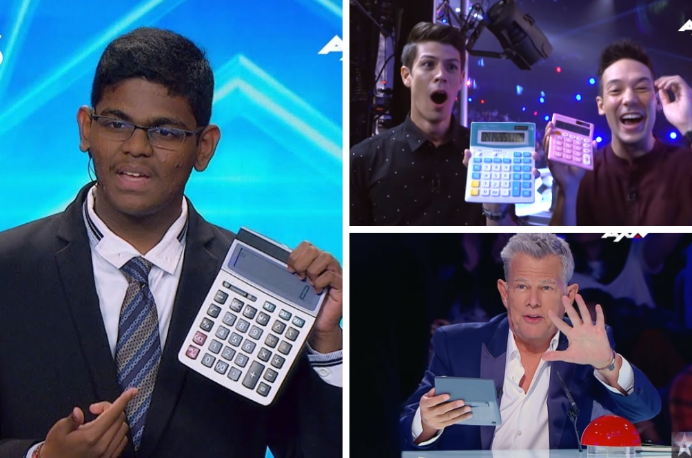 This 15-Year-Old M'sian 'Human Calculator' Just Stunned Everyone On 'Asia's Got Talent'