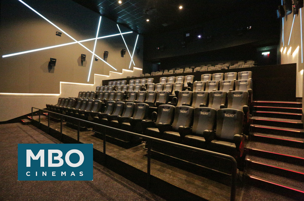 MBO Cinemas Introduce The First Ever 4D Cinema Experience In
