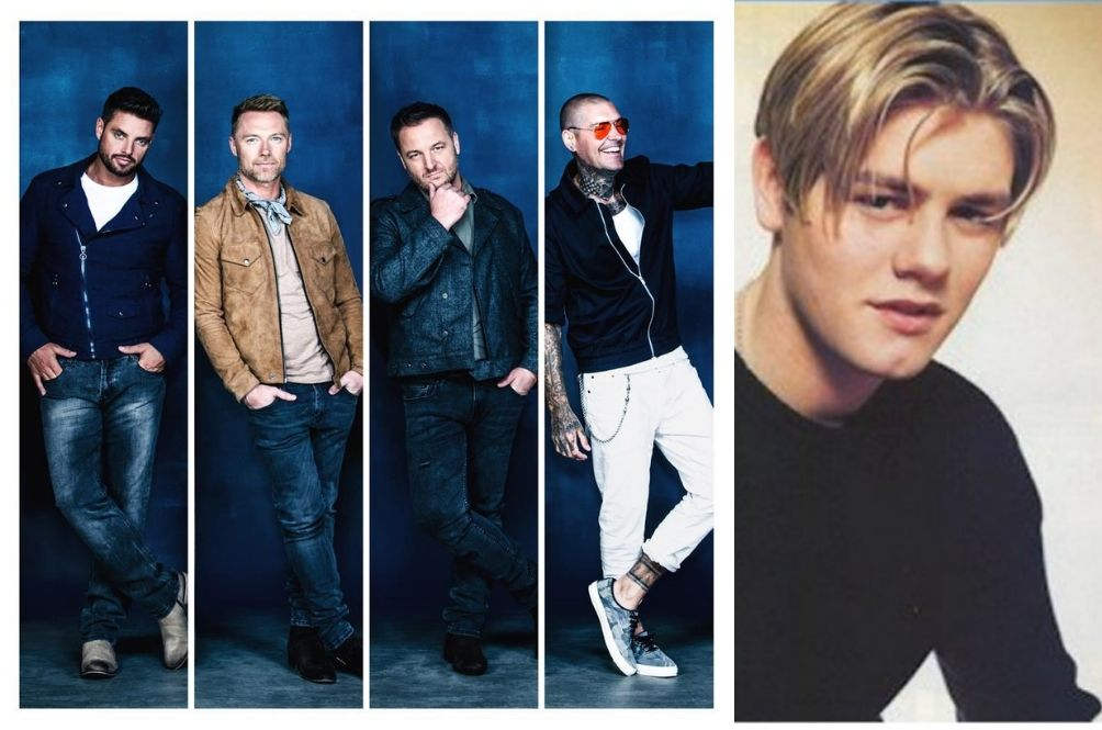 Brian McFadden Will Be Coming To Malaysia To Perform With Boyzone, NOT Westlife