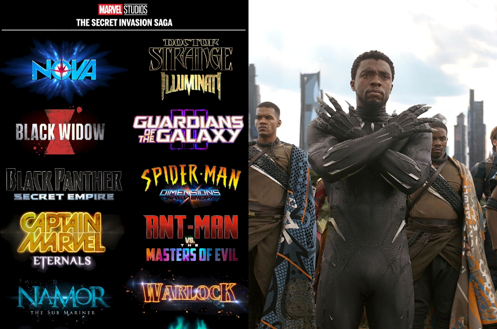 6 Upcoming Marvel Cinematic Universe Movies After 'Avengers: Endgame'
