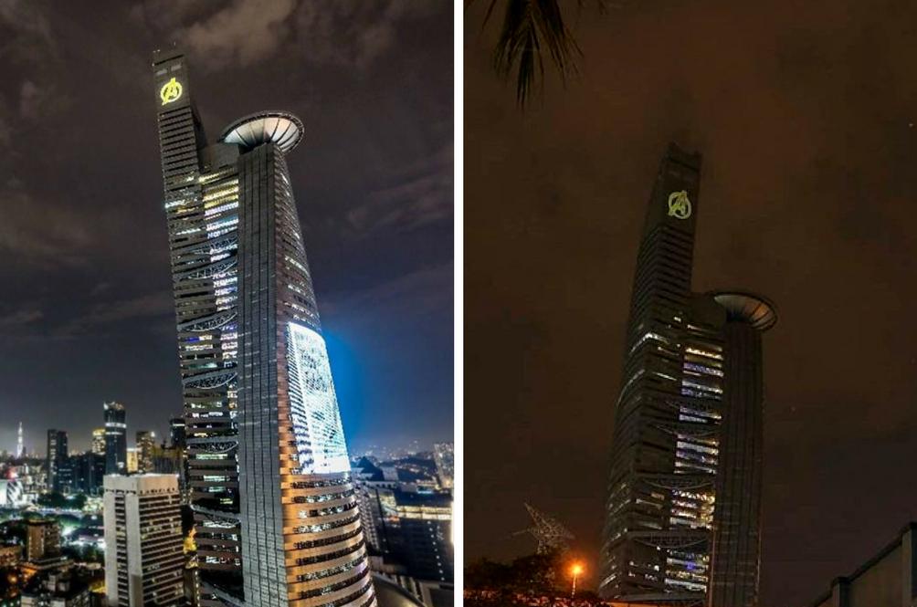 The Avengers Have Found A New HQ At Menara TM, Bangsar