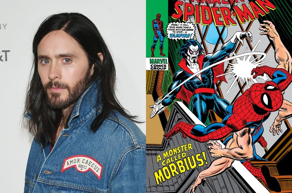 Fed Up With 'Joker', Jared Leto Officially Joins The MCU As 'Spider-Man' Villain, Morbius