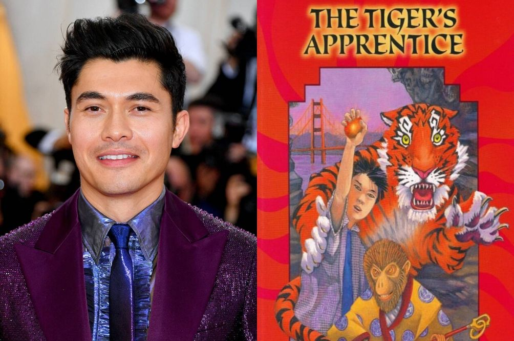 Henry Golding Set To Make His First Animated Film Debut In 'The Tiger's Apprentice'