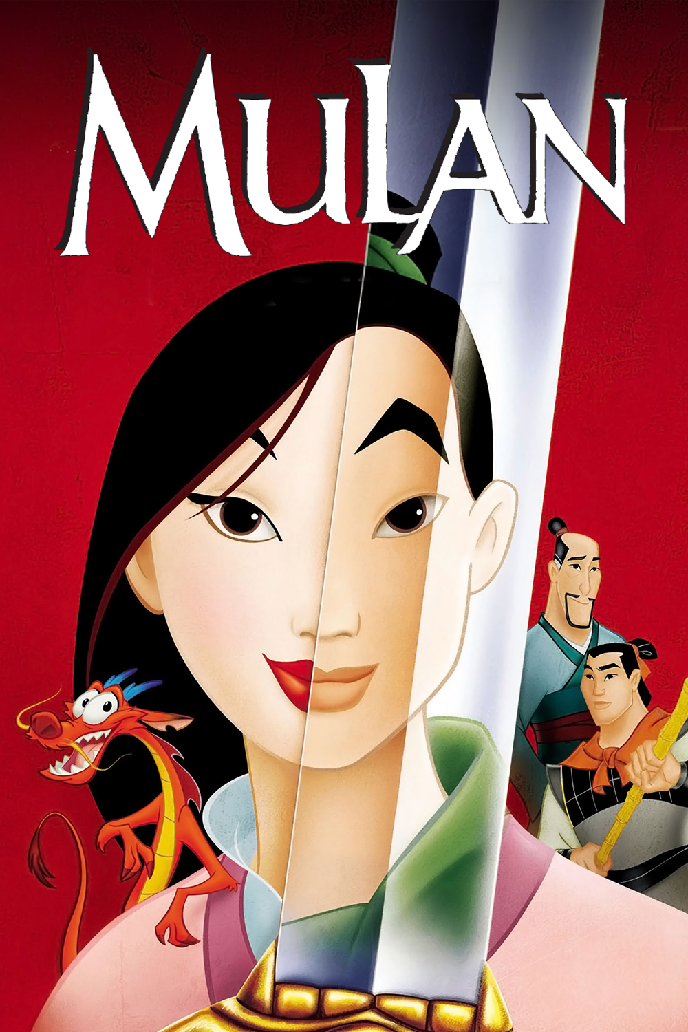 Which 'Mulan' character is your favourite?
