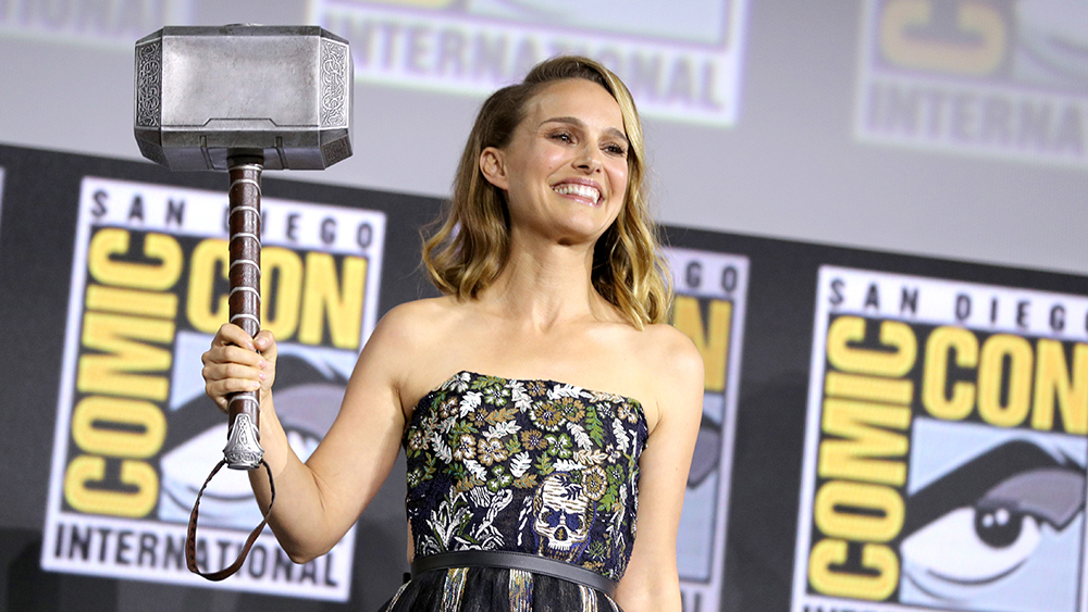 We present you... the next Thor!
