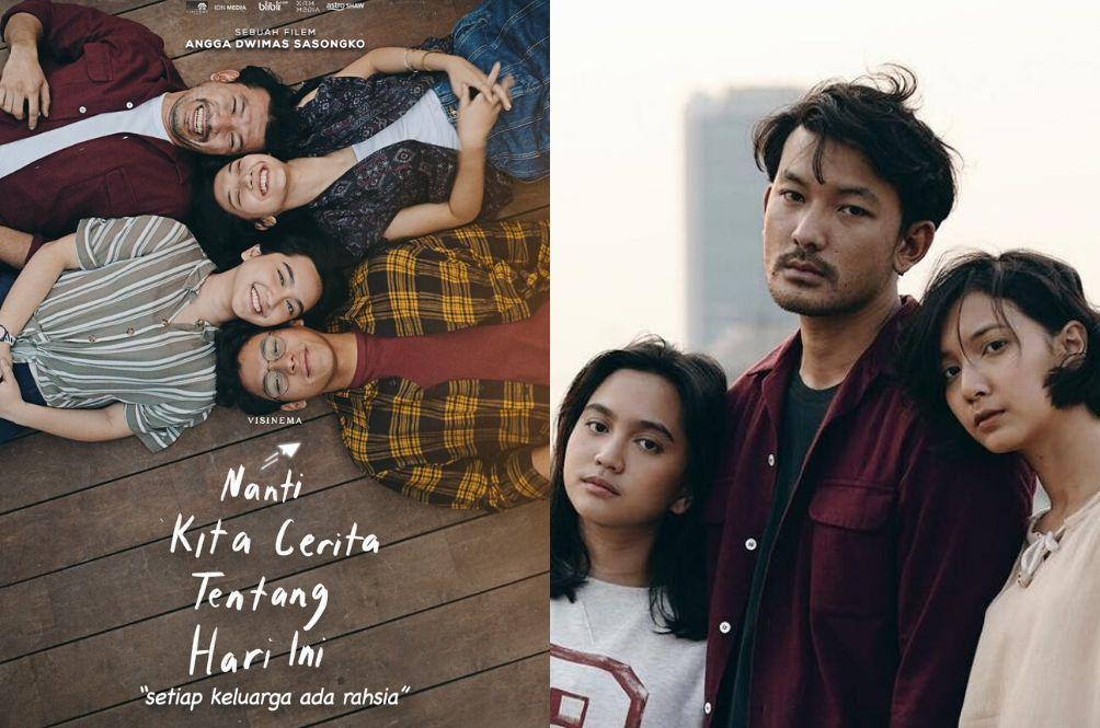Here's How Netizens Reacted To The Tearjerker Film 'Nanti Kita Cerita Tentang Hari Ini'