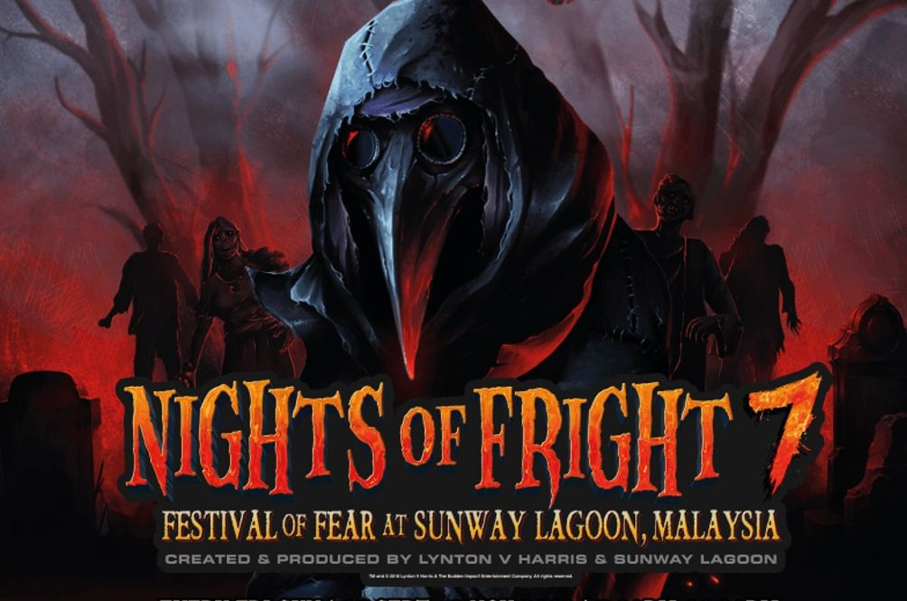 [CONTEST] Win Passes To Scream Your Lungs Out At Sunway Lagoon's 'Nights Of Fright 7'